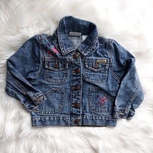 Toddler Vintage LEVI Jean Jacket